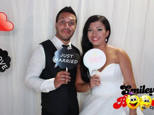 Wedding and Party photo booth