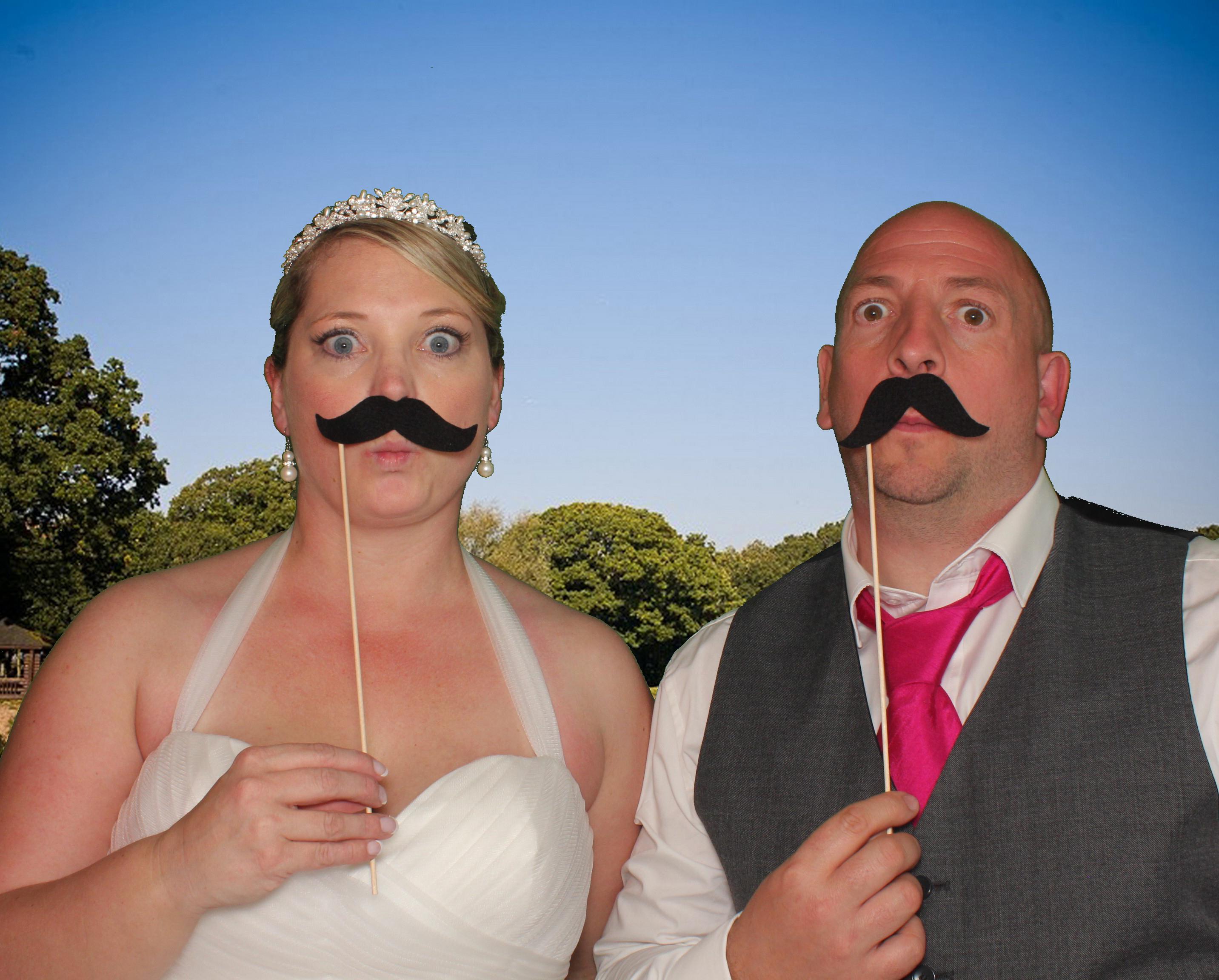Cabine photo pour mariage et fêtes