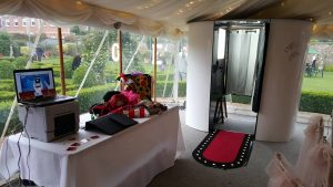 Parley Manor Photo Booth Hire by Smiley Booth for Parley Manor Weddings